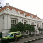 de Javasche Bank building