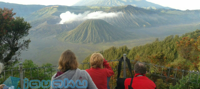 Bromo Day Tour by Cruise ship from Probolinggo port