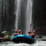 Rafting on Pekalen River