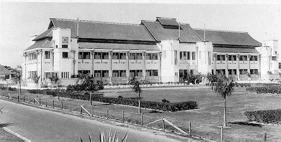 city hall surabaya