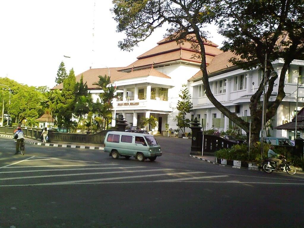 malang city hall