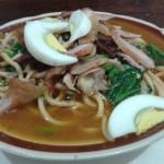 Javanese noodles soup