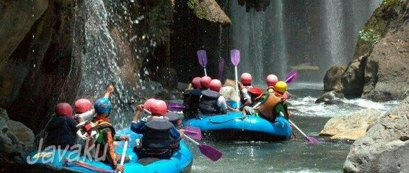 Bromo rafting batu tour