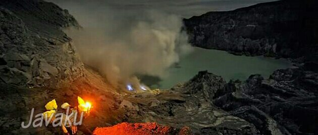 Surabaya Ijen Blue Flame Tour